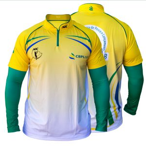 Camiseta oficial CBPLNPB - ADC Outfit