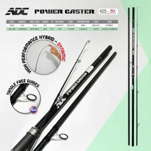NEW - ADC POWER CASTER 425 BX